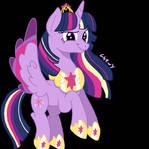 Future Princess Twilight  by Chewy-Tartz