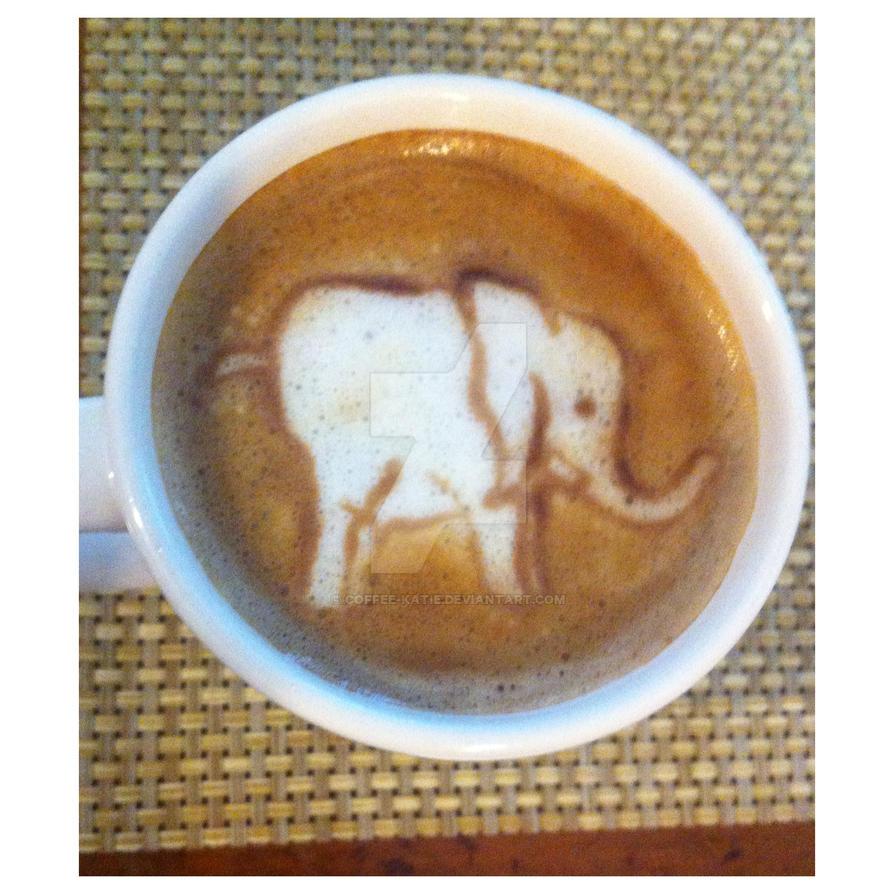 Elattephant by Coffee-Katie
