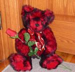 Evil teddy