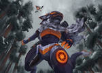 Pathfinder [Commission]