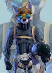 Ace Pilot [Commission]