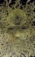 GreenMan by knotty-inks