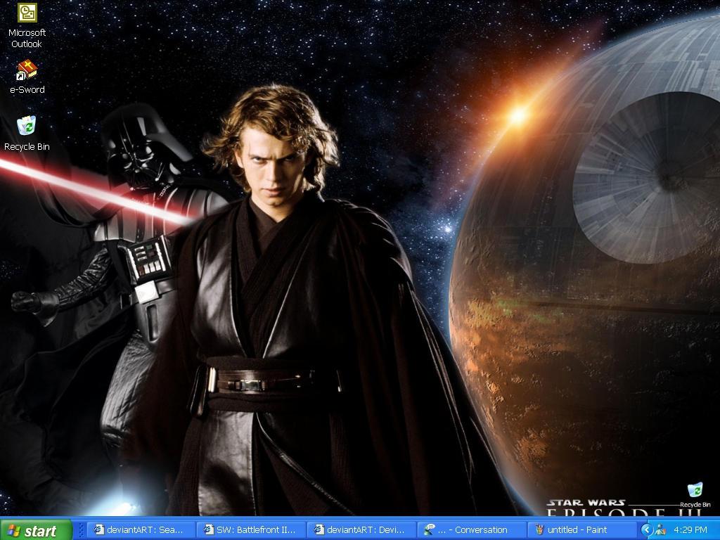 Star Wars Episode III by fitzgirl18