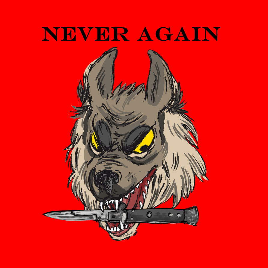 NEVER AGAIN by The-Quoi
