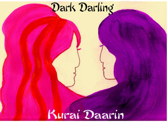 Finished logo for Kurai Daarin