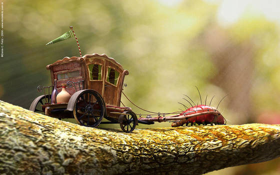 Lagarta carroceira