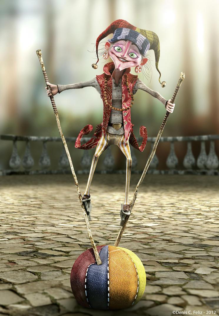 Equilibrist by Beleleu
