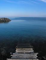 To The Sea by hamkahatta