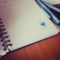 scetchbook by RiJei