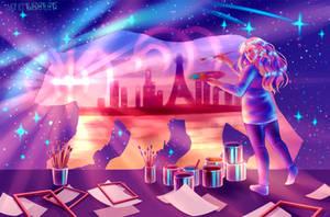 Beyond The Horizon by SwedenLena