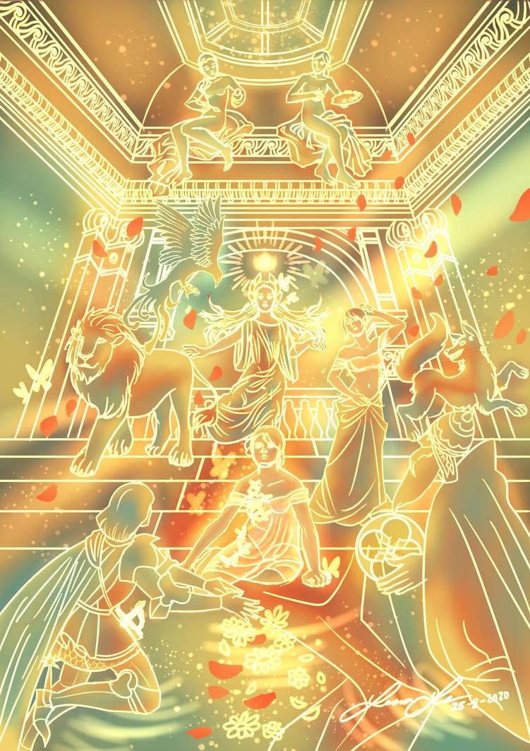 Light of Gold