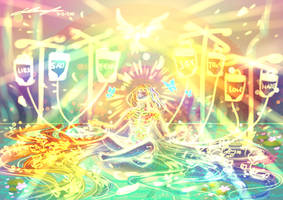 Rainbow Miracle by SwedenLena