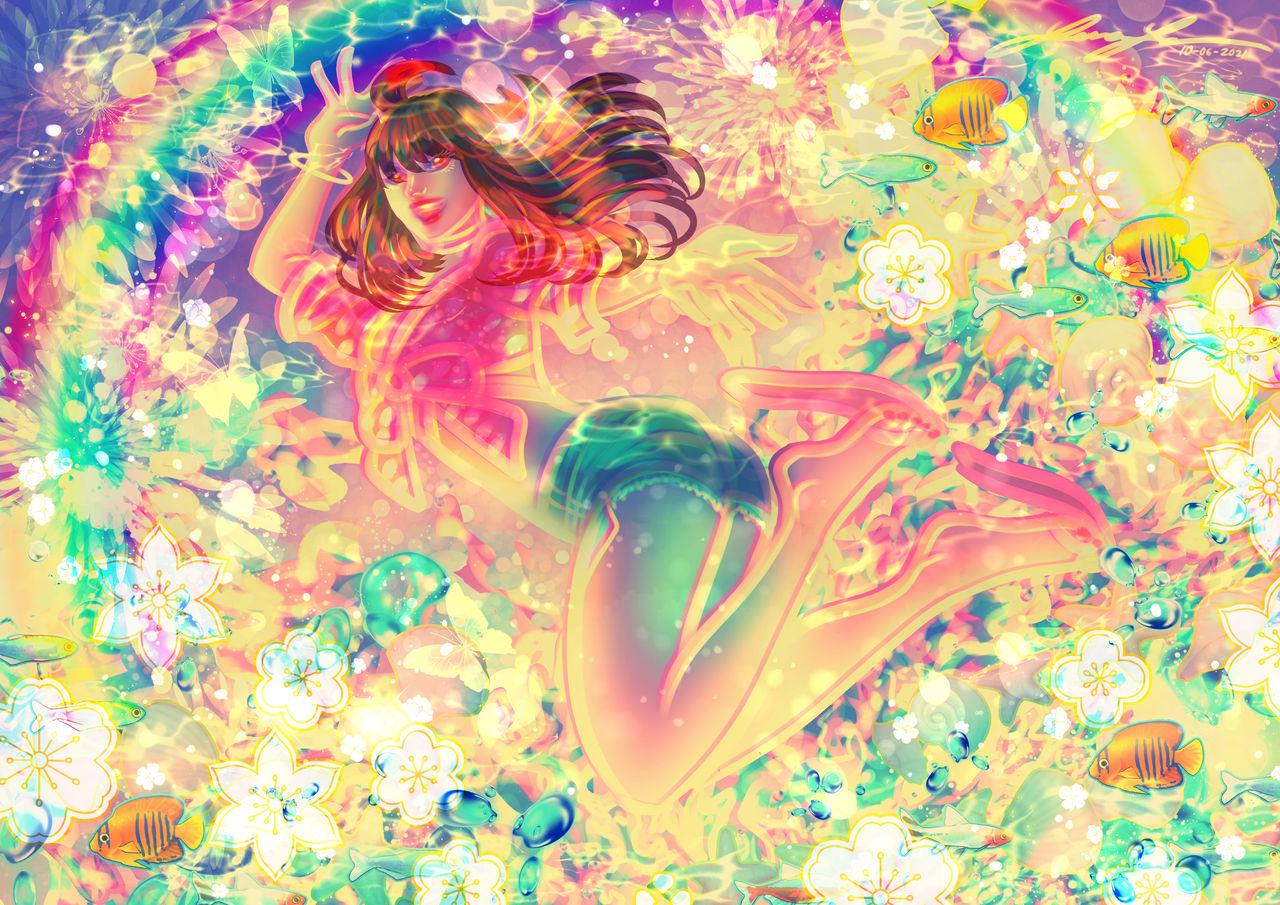 Kyouka - Summer Rainbow