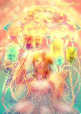 Jellyfish Angel