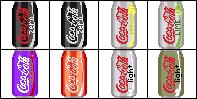 Free Avatar Pack-Pixel Coke by SillyWereWolf
