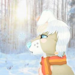 -A Cute Snowflake- [Christmas Gift]