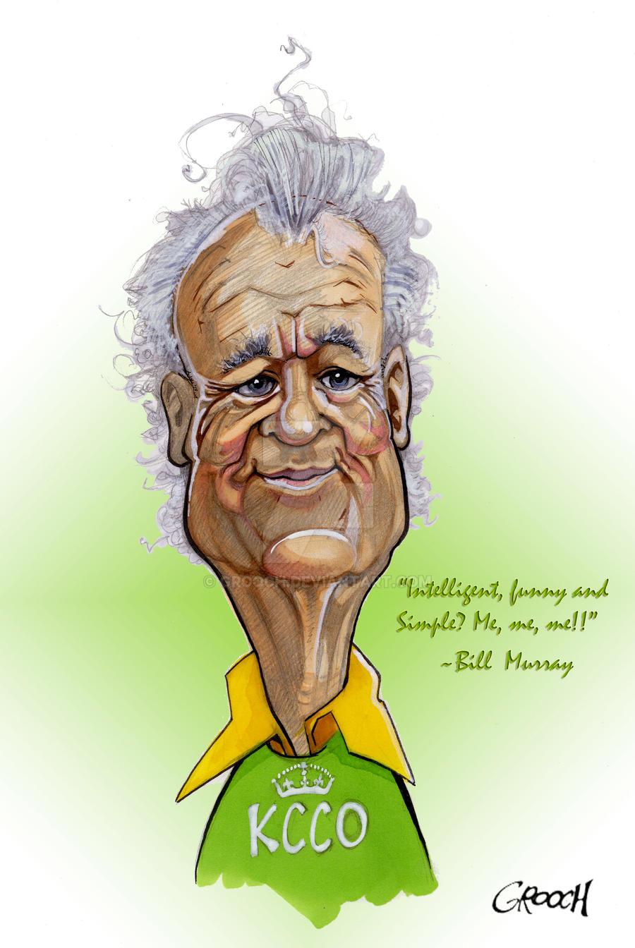 Bill Murray, KCCO by GROOCH on DeviantArt