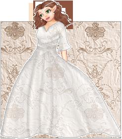 Elven Bride by PattyJean