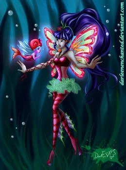 Mermay 2020: Musa Sirenix Fairy