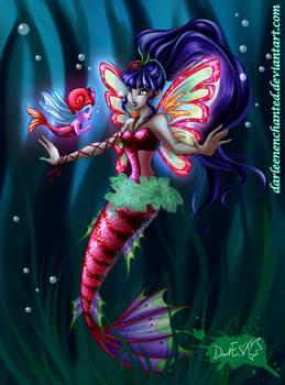 Mermay 2020: Musa Sirenix Mermaid