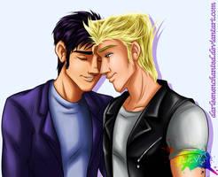 Richard and Nick - Pride
