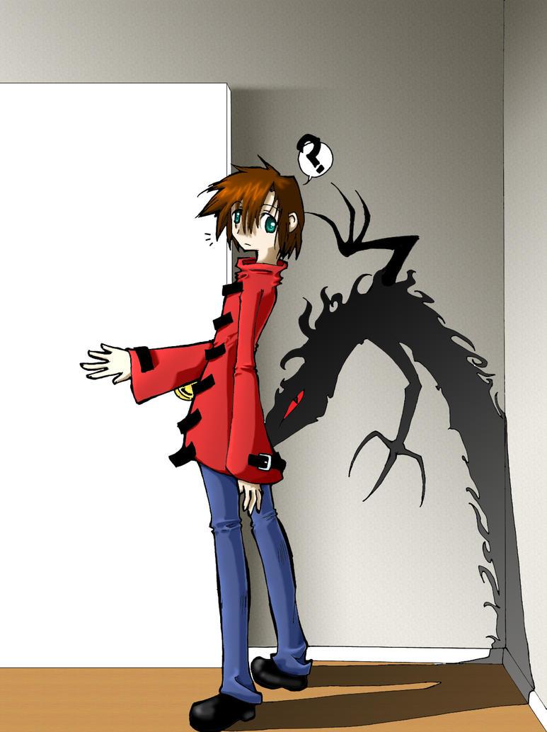 Shadow by Tenshinchigi