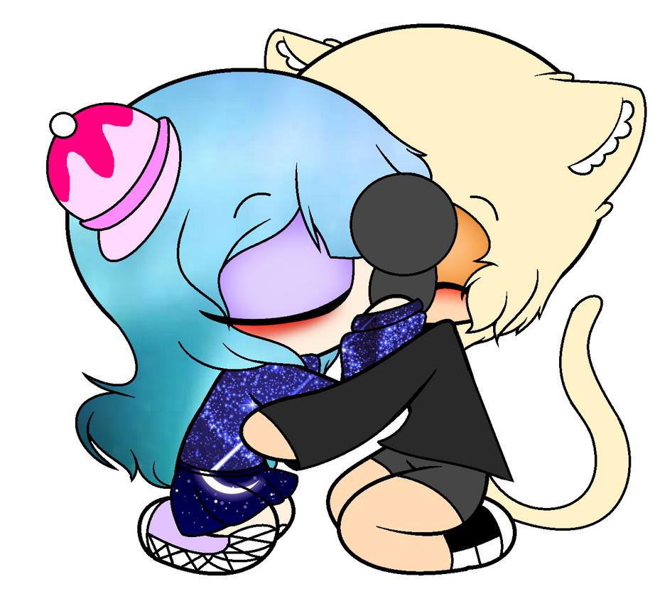 Sweet secret kiss by BlueberryLua