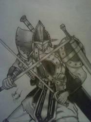 Sword Hunter by Ernest94