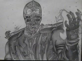 Scorpion MK9 by Ernest94