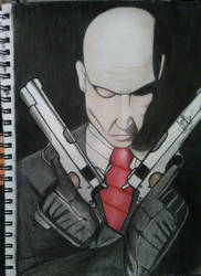 Agent 47 by Ernest94