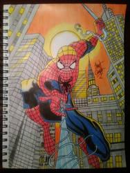 Spider-Man by Ernest94
