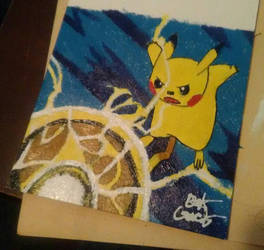 Pikachu by Ernest94