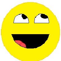 Happy icon by Rockonbrad