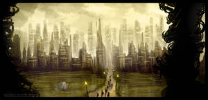Into the City by ehecod