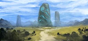 Energized Stone by ehecod