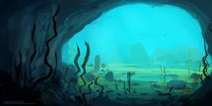 Underwater (Commission)