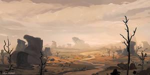 Wasteland (Commission)