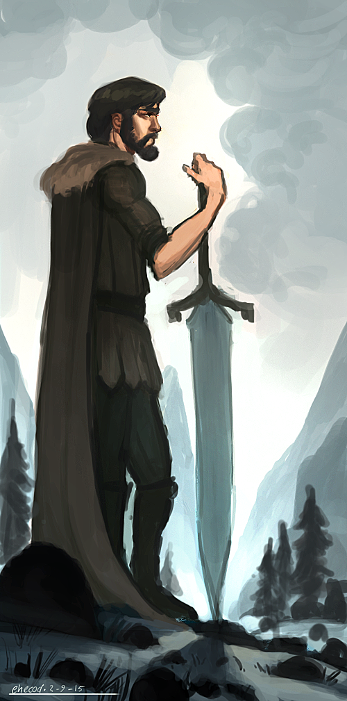 warrior of the north by ehecod
