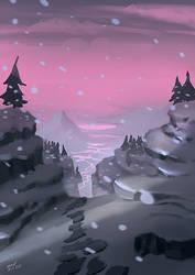 Winter 2017 II by ehecod