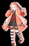 MMD - Yomozuki Runa + Her Jacket - DL -