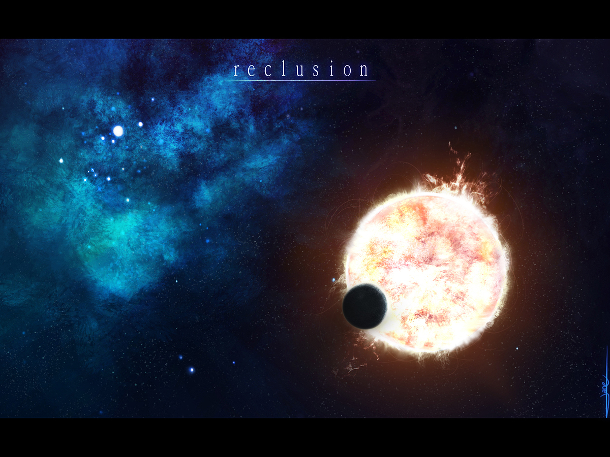 reclusion by teyoliia