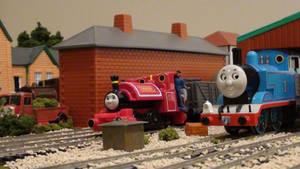 Thomas and Skarloey
