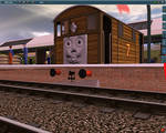 Toby the Station house