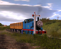 Thomas and The Possible Preview by GWshunter101