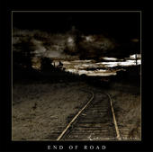 end of road by Lacrimatorium
