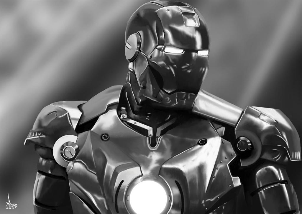 IronMan mark 2 suit by Rozq on DeviantArt  IronMan mark 2 ...