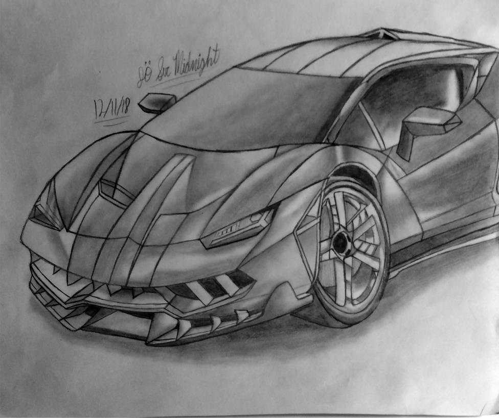 Lamborghini Centenario By Midnight729 On Deviantart