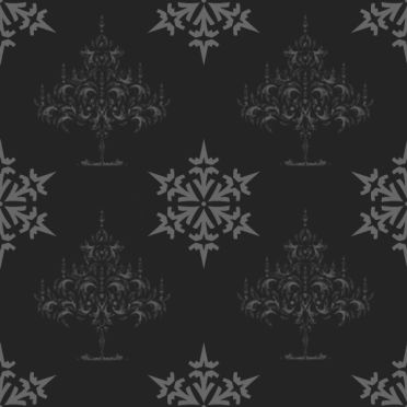 Merry Gothic Christmas Seamless Background Tile By Ladyintomoe