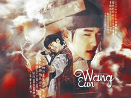 Moon Lovers - 10th prince Wang Eun by oreuis
