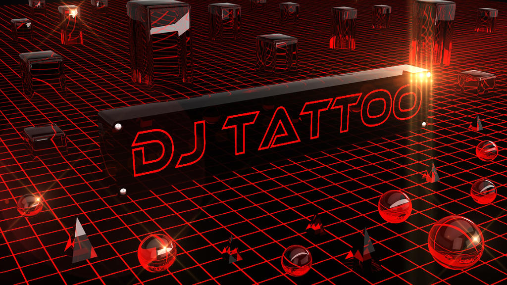 Dj 3D Presentation By GuilleZeus